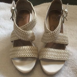 BKE wedge shoes